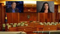 Poslanici iz VV i PDK predsjedavaju konstitutivnom sjednicom parlamenta