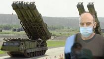 Bivši fudbaler planirao u Ukrajinu unijeti dijelove za raketni sistem S-300