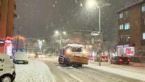 Snježne padavine i sutra, temperature ispod prosječnih