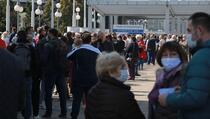 Čime se regija vakcinisala u Beogradu