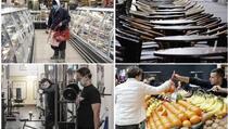 Zatvaraju prodavnice, policijski čas od 22 do 5! U Evropi vanredno stanje