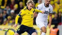 Kosovo izgubilo od Švedske rezultatom 3:0