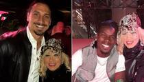 Ibrahimović proslavio 40. rođendan: Došli brojni poznati gosti...