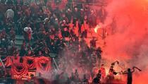 Njemačka: Prekinut meč Srba i Albanaca zbog nereda na tribinama