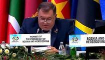 Dodik iskoristio samit Pokreta nesvrstanih za napade na SAD i promociju raspada BiH
