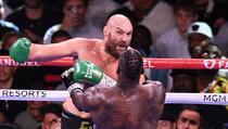 Fury nokautirao Wildera i odbranio titulu svjetskog prvaka