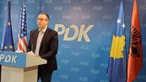 PDK: Osmani da bi služila Kurtiju, smjenom Dake prekršila Ustav