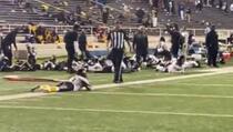 Pravi haos u Americi: Tokom utakmice počelo se pucati, četiri osobe ranjene