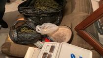 Suva Reka: Zaplenjeno više od 10kg marihuane u selu Selogražde
