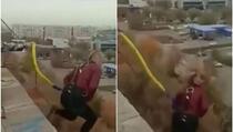 Tragedija na bungee jumpingu: Majka troje djece pala u smrt s 25 metara visine