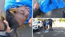 Pogledajte kako američki policajci maltretiraju paraplegičara