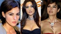 Sve transformacije frizure Monice Bellucci kroz vrijeme