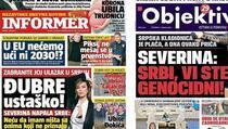 Nakon Severininog odbijanja Dodika uslijedio linč medija u Srbiji