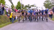Žena koja je izazvala veliki incident na Tour de Franceu zaplakala na suđenju