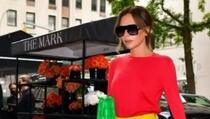Vidi se iz svemira: Victoria Beckham u izdanju koje je duševilo ljubiteljice boja