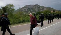 Kako su Srbi blokirali prelaze koje koriste isključivo Srbi