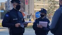 Napadnuti policajci prilikom kontrole poštovanja antikovid mjera