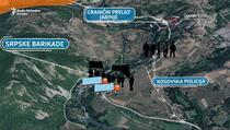 RSE: Ponovo barikade na sjeveru Kosova