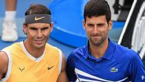 Đoković i dalje prvi, Rafael Nadal pao na 6. mjesto