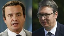 Teme i datum novog sastanka Kurtija i Vučića još se ne znaju
