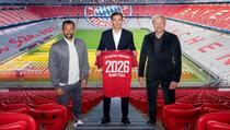 Leon Goretzka produžio ugovor s Bayernom do 2026. godine