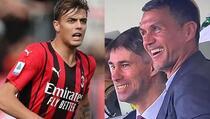 Milan došao do teške pobjede, Daniele Maldini postigao prvi gol za Rossonere