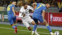 Remi Ukrajine i Francuske, pobjeda Hrvatske u Slovačkoj
