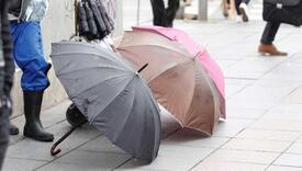 Padavine do utorka, slijede sunčani intervali