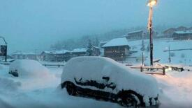 Sjever Italije okovan snijegom