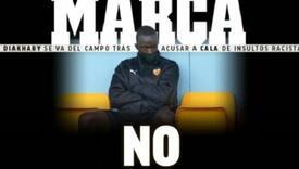 """Pogledajte naslovnicu """"Marce"""" nakon sinoćnjeg incidenta na utakmici Cadiz – Valencia"""