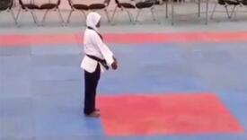 U osmom mjesecu graviditeta osvojila zlato u taekwondou