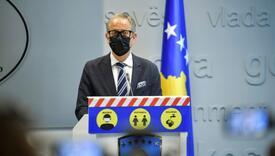 Arben Vitia podneo ostavku na mjesto ministra zdravlja