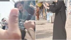 """Bijesni talibani okružili reporterku CNN-a u Kabulu: """"Pokrij lice!"""""""