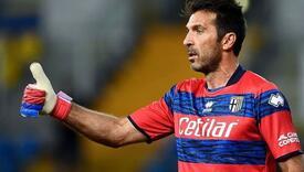 Buffon nakon 20 godina zaigrao za Parmu, klub u kojem je počeo sjajnu karijeru