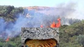 Spremao ručak, spalio 10 hektara zemlje