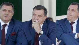 """Tri Milorada u jednom Dodiku: Bio je genocid, nije bio genocid, """"navodno sam negirao"""" genocid"""