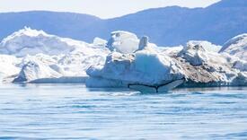 Na Grenlandu otkriven otok koji je najsjevernija kopnena tačka na svijetu