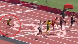 Nasmijao cijeli svijet: Australac u utrci s preponama srušio devet prepreka