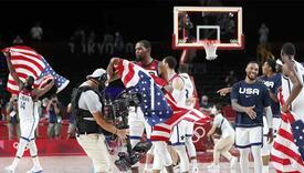 Košarkaši SAD-a pobijedili Francusku i četvrti put uzastopno osvojili olimpijsko zlato