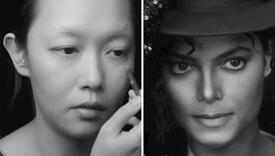 Kineska umjetnica uz pomoć šminke može biti bilo koja osoba na svijetu