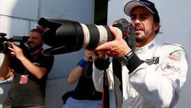 Drama u Švicarskoj: Fernando Alonso doživio nesreću vozeći bicikl