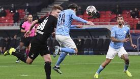 City osigurao dva gola prednosti za revanš, Real se mučio protiv Atalante