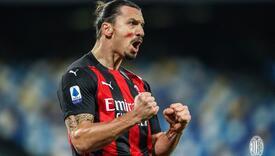 Svaka čast: Zlatan Ibrahimović će dugo pamtiti meč protiv Crotonea
