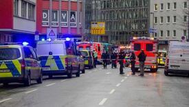 Napad u Frankfurtu: Muškarac nožem ubadao ljude