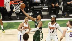 Košarkaši Milwaukee Bucksa pobijedili Phoenix i stigli na korak od NBA titule