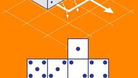 Koji će broj biti na vrhu ako kockicu bacimo na sedmi kvadrat?