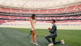 Romantični fudbaler Atletico Madrida: Pogledajte kako je Llorente zaprosio djevojku