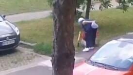 Snimak žene razljutio stanare, pogledajte šta je ukrala?!