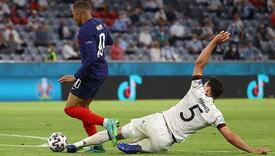 Potez Mbappea na utakmici protiv Njemačke postao hit na društvenim mrežama