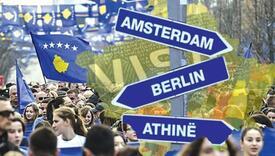 """Tokom pandemije građane Kosova """"karantin"""" i za vize"""